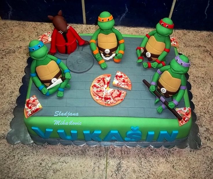 Teenage Mutant Ninja Turtles,  Splinter - Teenage Mutant Ninja Turtles, Splinter Clay would love this!