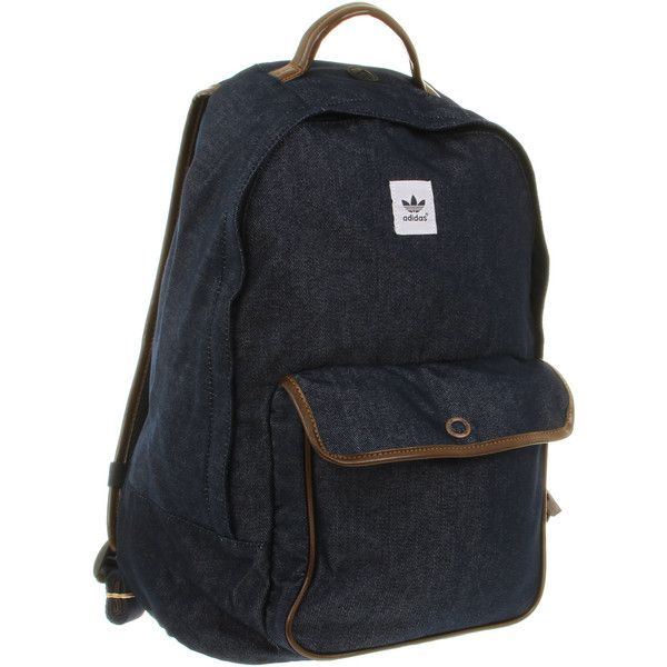 adidas backpack brown