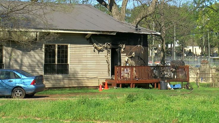 One man made it out of a house fire alive early Friday morning thanks to neighbors and heading his smoke detector's warning.