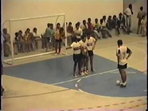 CAMPEONATO DE FUTSAL 1992 - JOGOS FINAIS