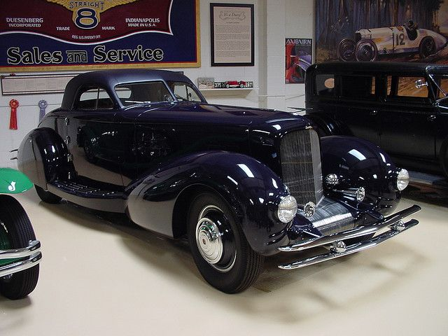 Jay Leno Car Collection | Jay Leno's Car Collection 069