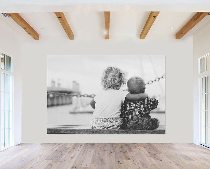 XL foto vergroting.  Upload je eigen foto's en onze handige tool berekent aan de…