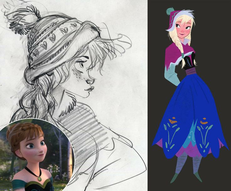 concept art (Disney)
