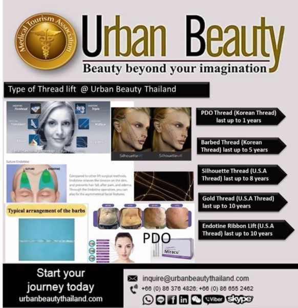 Thread Lift Thailand Mothers Day Special Promo!!! Don`t miss your chance to Beautify your self with this Lowest price offer Only @ Urban Beauty Thailand. Looking for a more natural