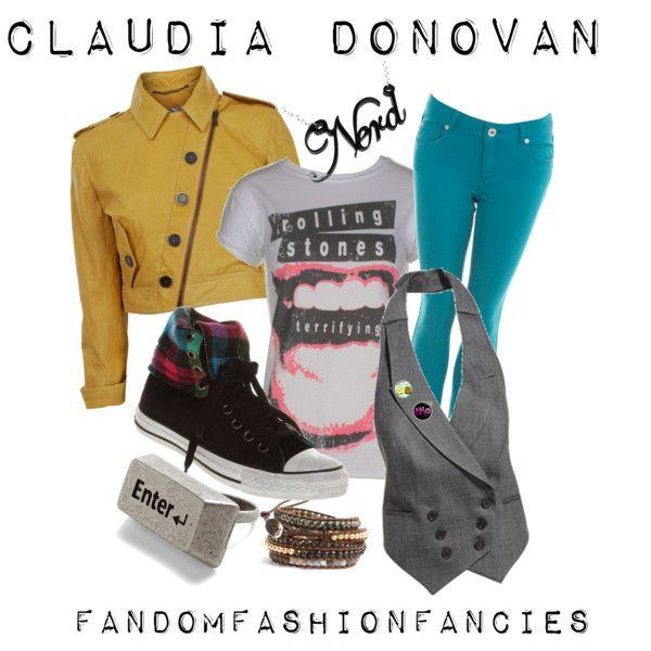 Claudia Donovan style