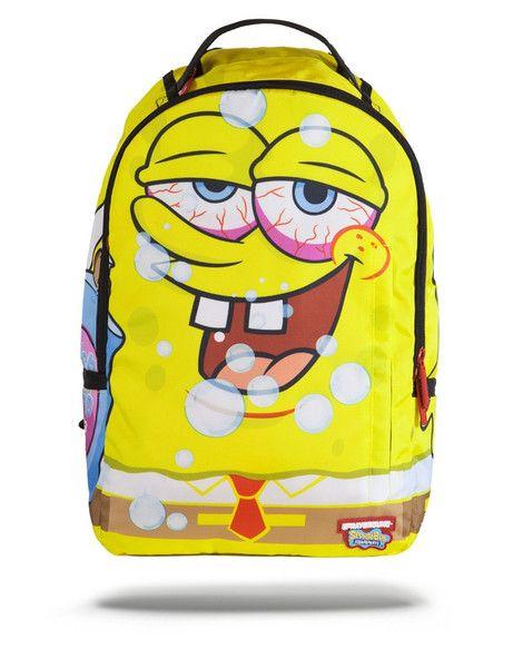 SPRAYGROUND Spongebob Partypants Backpack | Yellow