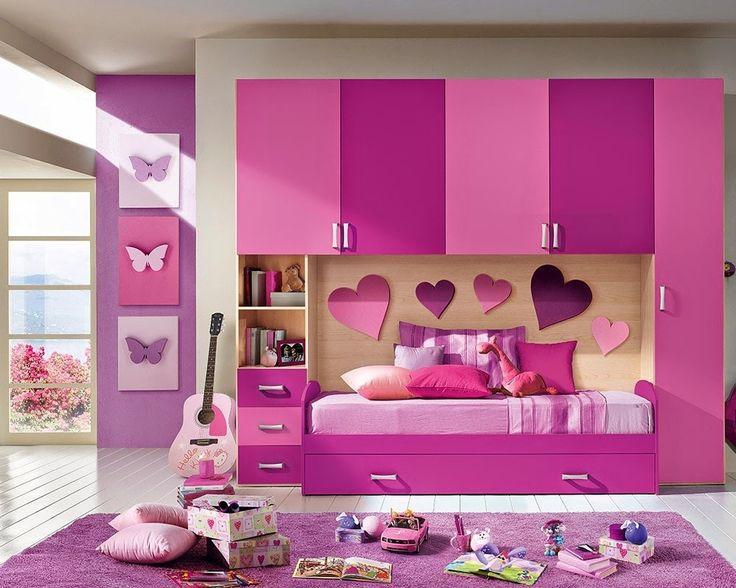 Pink And Purple Bedroom best 25+ purple kids bedrooms ideas on pinterest | canopy bedroom
