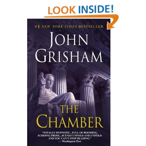 the theme of death penalty in the book the chamber by john grisham The chamber is directed by james foley and adapted to screenplay by william goldman and phil alden robinson from the john grisham novel of the same name it stars gene hackman, chris o'donnell, faye dunnaway, lela rochon and robert prosky.