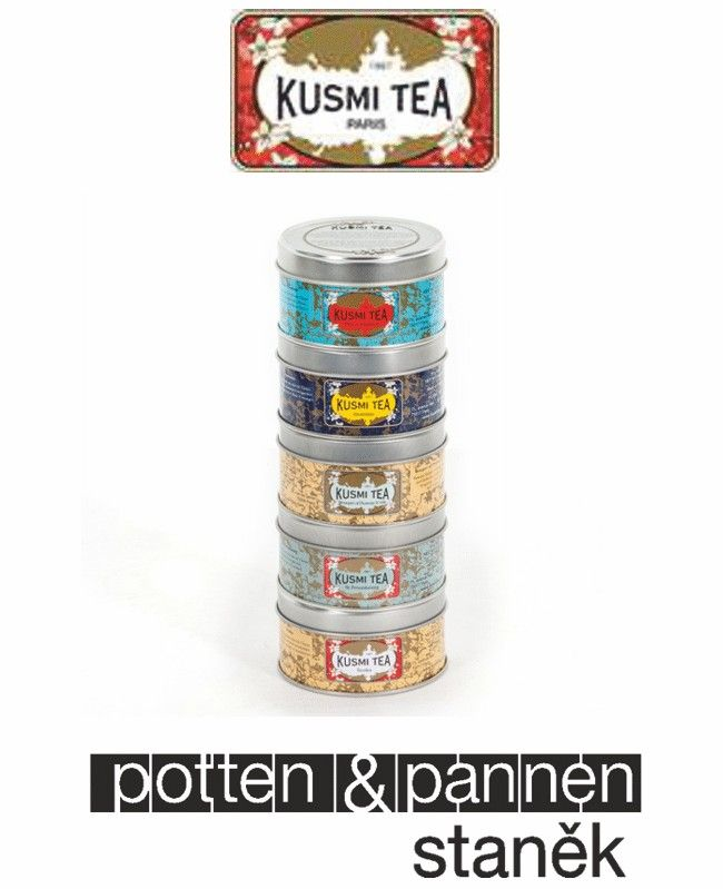 All over the world, Kusmi tea is a reference for tea connoisseurs and tea lovers.