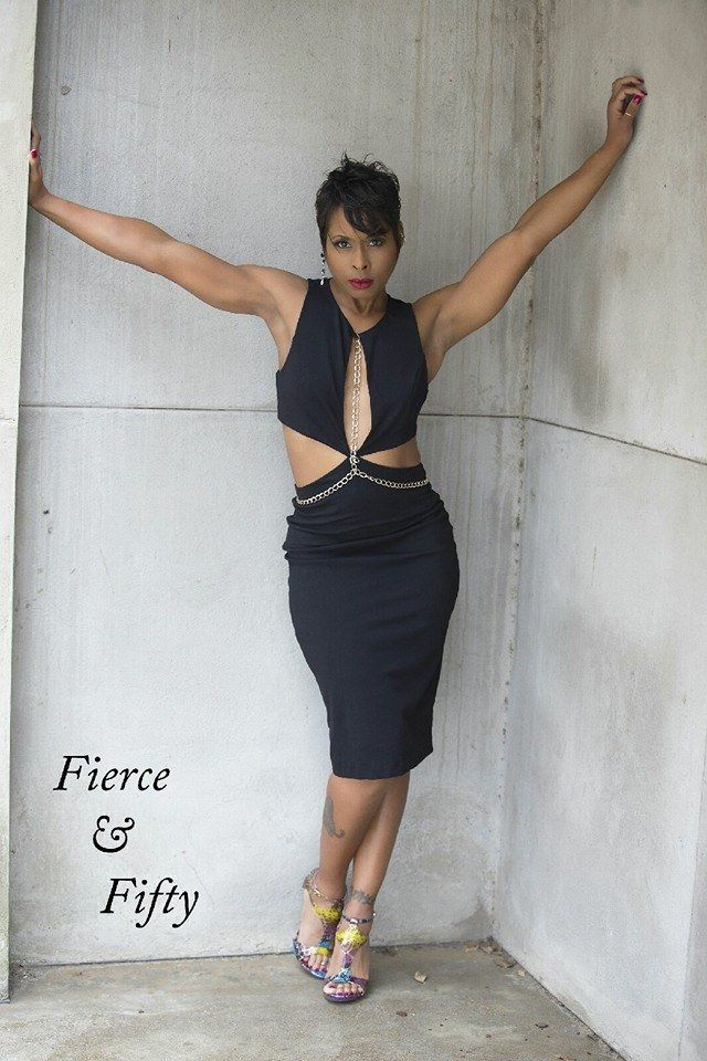 Fifty+, Fit, and Fabulous !!! Adrienne Galloway, age 51 , Wellness Coach  (She…