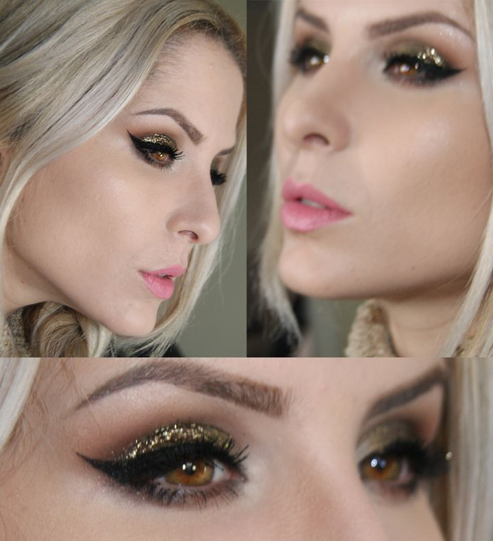 make com pigmento makeup geek na cor utopia