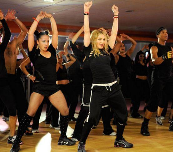 Obtén el cuerpo de Madonna con esta excelente rutina. (abrir link)  #MásVidaMenosDieta