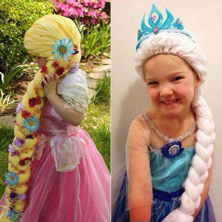 """How This Nurse's """"Magic"""" Yarn Wigs Are Helping Kids With Cancer"""
