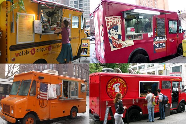 Make some recipe from my food truck recipe book