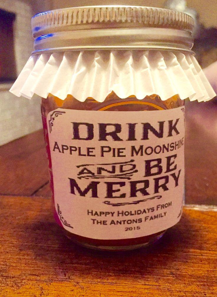 moonshine label ideas - photo #30