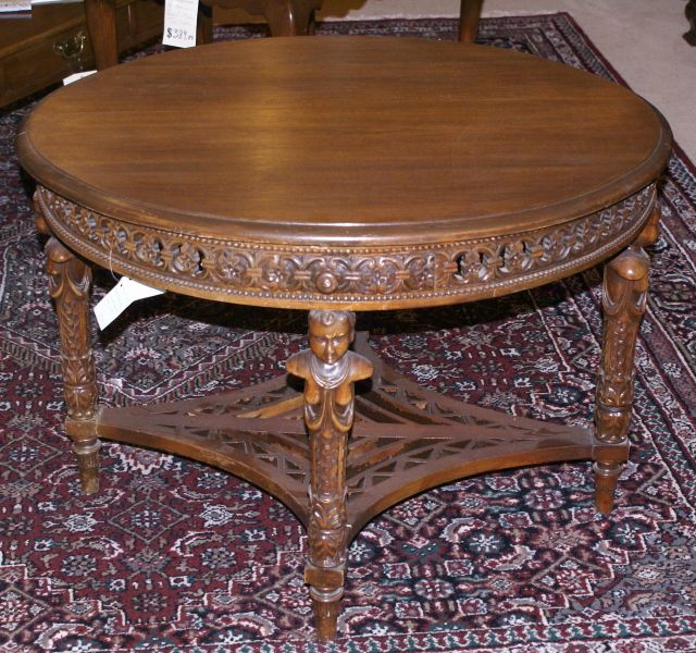 Victorian Coffee Table