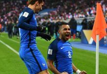 France 2-1 Sweden: Paul Pogba and Payet both on target as blues seat comfortably on Group A