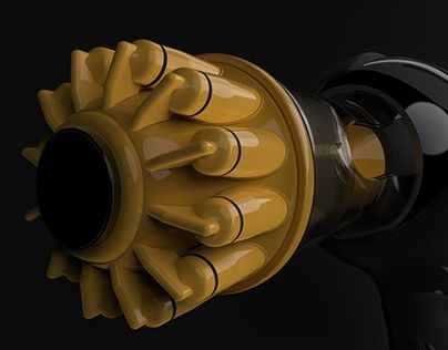 "Check out new work on my @Behance portfolio: ""Dyson style Hair Dryer"" http://be.net/gallery/36115909/Dyson-style-Hair-Dryer"