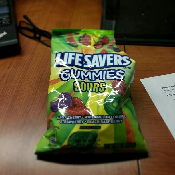 Gummie Sours