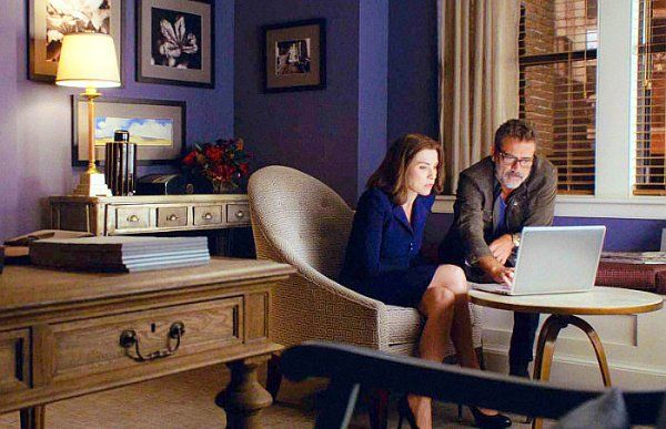 'The Good Wife' Season 7 Premiere Unveils First Look at Jeffrey Dean Morgan