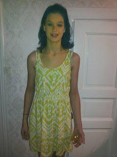 Saskia's knutsel blog: Joy - Inside Out Costume