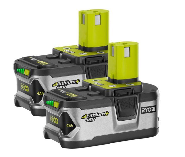 [Home Depot]Ryobi Battery 2 x P129 One batteries $ 99.00 http://www.lavahotdeals.com/ca/cheap/home-depotryobi-battery-2-p129-batteries-99-00/186562?utm_source=pinterest&utm_medium=rss&utm_campaign=at_lavahotdeals