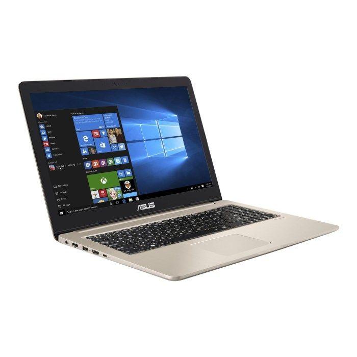 Asus Vivobook Pro Core I7 7700hq 8gb 1tb 128gb Ssd Gtx 1050m
