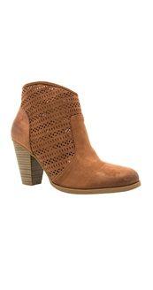 Wild Spirit Ankle Boots