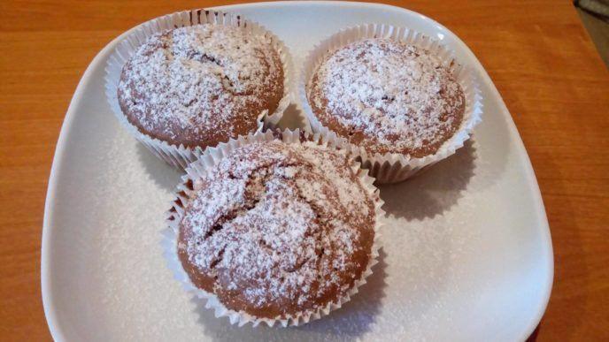 Naozaj výborné muffinky