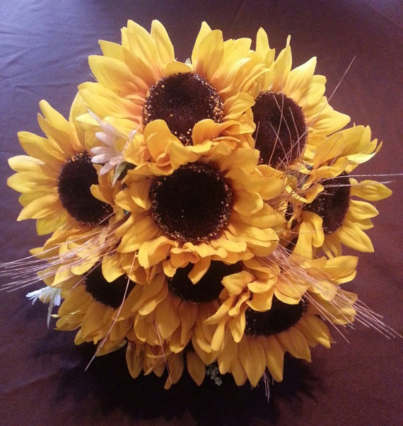 Diy Wedding Arch With Sunflowers: 40 Best Images About Sunflower And Wheat Stalks