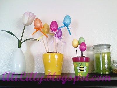 Easter Egg Flower Pots: Diy Easter, Flowers Pots, Easter Projects, Flower Pots, Easter Eggs, Eggs Flowers, Easy Easter, Easter Inspiration, Eggs Plants