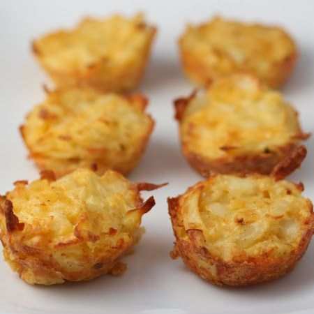Breakfast Potato Bites | OMG I Love To Cook Or make my Crack Potatoes into a muffin!