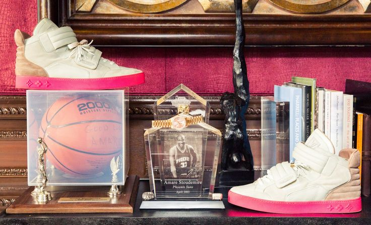 Amar'e Stoudemire's Closet Is Full of Rare Sneakers And One-Of-A-Kind Jackets.com -- Sneaker Goals  | Coveteur.com