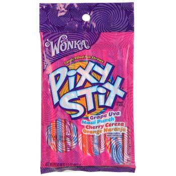 Bulk Wonka Pixy Stix, 3.2-oz. Bags at DollarTree.com