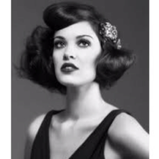 ... Hair Style, 20S Style, 20S Hairstyles, Beautiful Hairdos, 20S30S Style