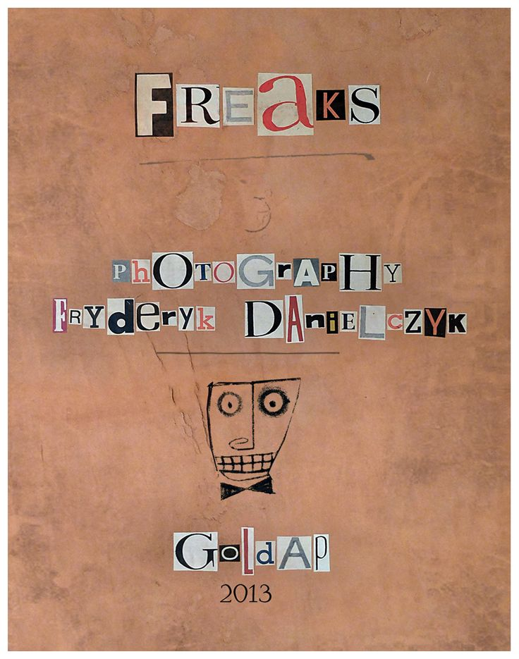 Freaks.     Cover of the Freaks series. Cover designed by Fryderyk Danielczyk. www.fryderykdanielczyk.com www.artandlaw.pl