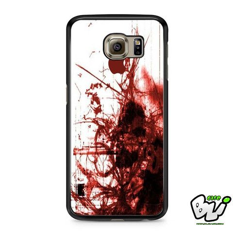 Apple Bloody Murder Samsung Galaxy S7 Edge Case