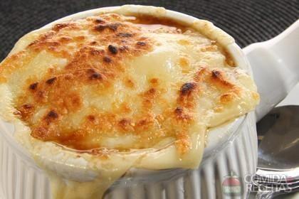 Receita de Souflê de cebolas em receitas de sufles, veja essa e outras receitas aqui!