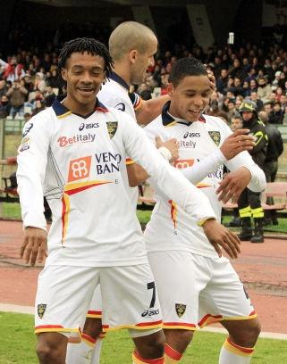 Cagliari - Lecce 1-2 #25agiornata