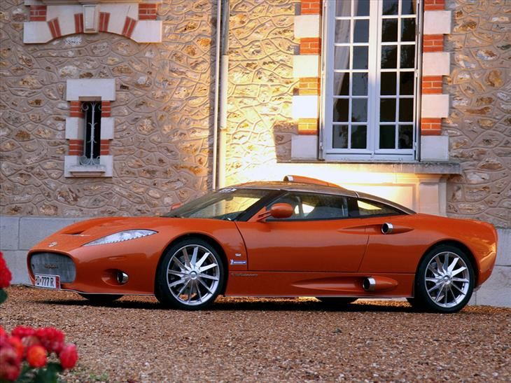 The C8 has been in production in various guises since the year 2000. Powered by a 4.2-liter Audi V8, Spyker Cars has made numerous variants of the model in the years since production commenced.