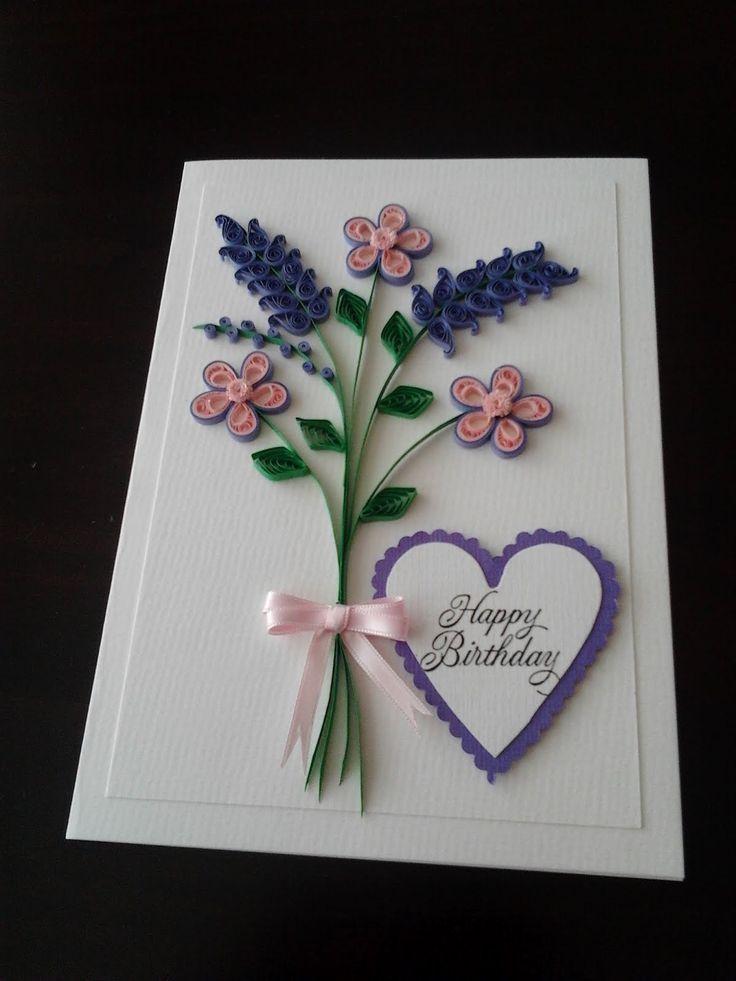 Имя, открытка к дню матери квиллинг
