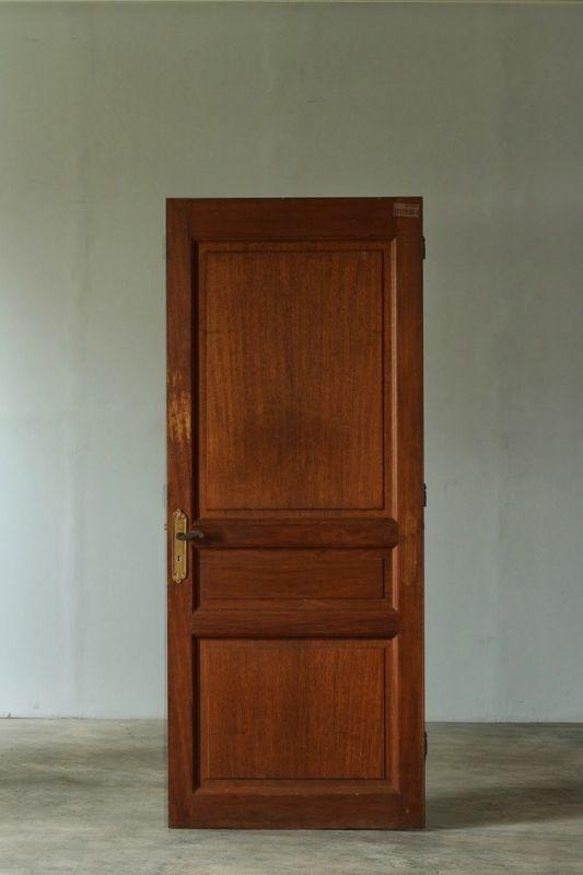 シンプル室内ドア - boncote | France Antique Door / フランス アンティークドア の直輸入販売