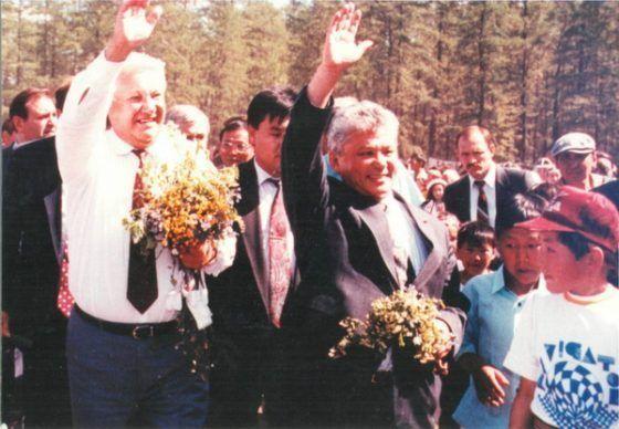 «В этом году наряду с 95-летием со дня образования Якутской Автономной Советской Социалистической Республики, 25-летием Конституции (Основного Закона) Республики Саха (Якутия), 385-летием вхождения…