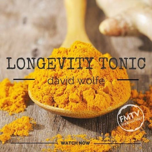 LONGEVITY TONIC  David Wolfe's simple tonic will promote strength, vitality and dynamism! Find out the full recipe on FMTV: http://www.fmtv.com/watch/longevity-tonic