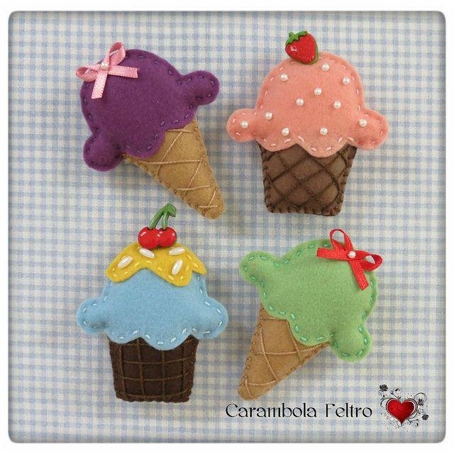 Cupcakes & ice, buena idea para nuestras alumnas de asistente educativo