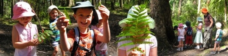 Kids in Nature - Guidebooks and Information for Young Families: Bushwalking with kids around Melbourne, exploring nature with kids, baby carriers for bushwalking - Bushwalking with kids over two