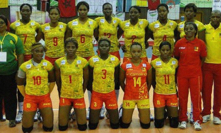 Cameroun - Volleyball féminin: Laliste de joueuses retenues pour le tournoi qualificatif aux jeux olympiques - http://www.camerpost.com/cameroun-volleyball-feminin-la-liste-de-joueuses-retenues-pour-le-tournoi-qualificatif-aux-jeux-olympiques/?utm_source=PN&utm_medium=CAMER+POST&utm_campaign=SNAP%2Bfrom%2BCAMERPOST