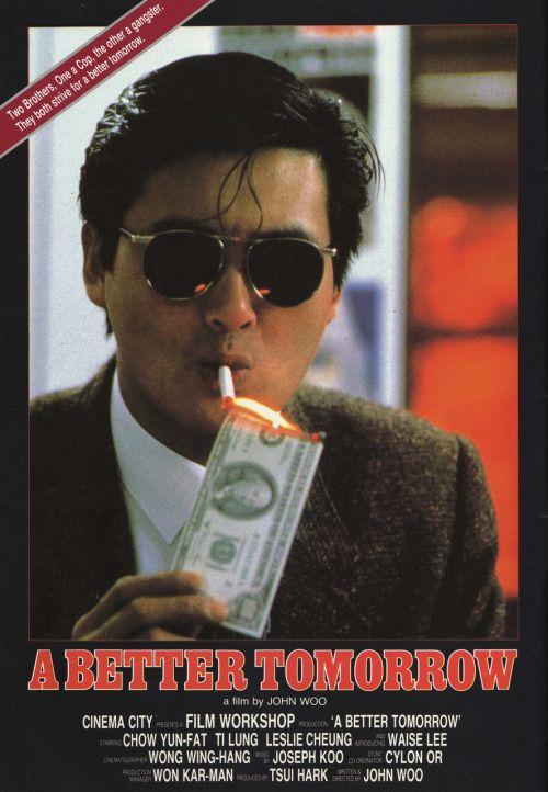 "theactioneer: "" A Better Tomorrow (John Woo, 1986) """