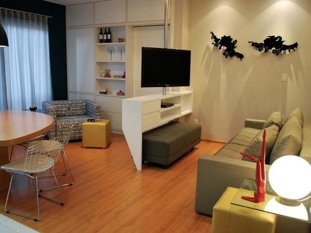 Sala/ ambientes pequenos