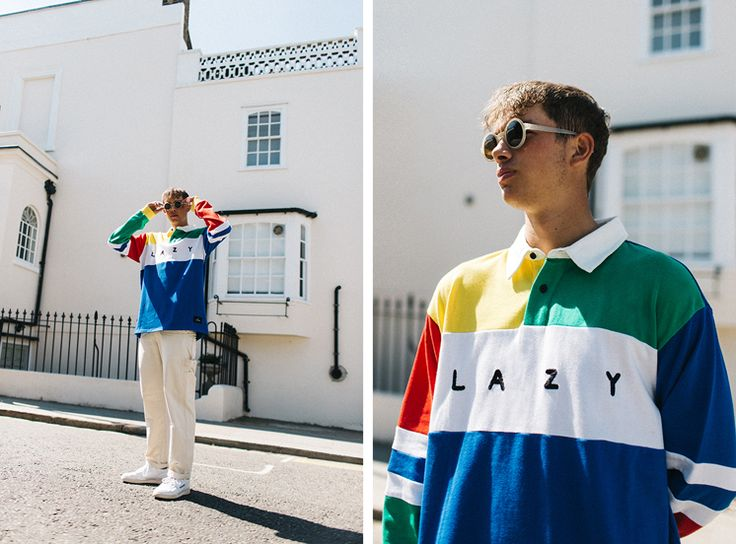 Visit: http://dapperstreetstyle.com/Vicky Grout Autumn 16 Editorial | Lazy Oaf Journal